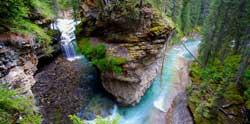 Johnston Canyon - Banff
