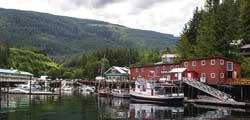 Telegraphe Cove, BC