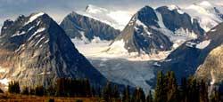 Parc National du Glacier