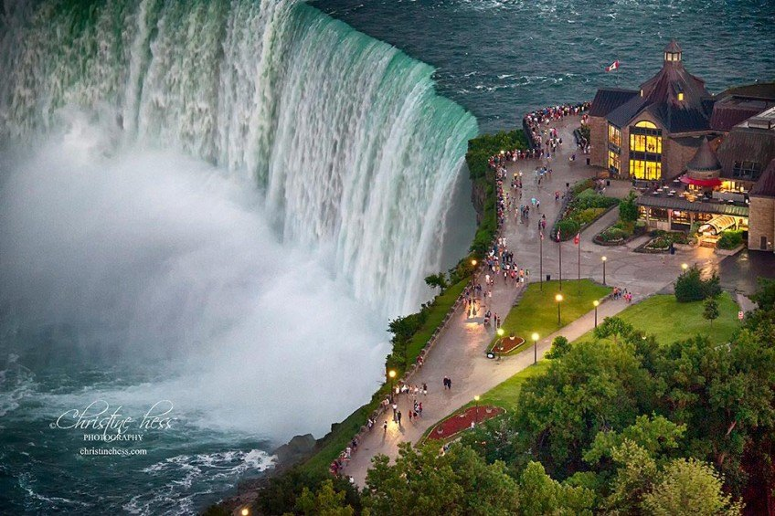 Quoi faire à Niagara Falls?