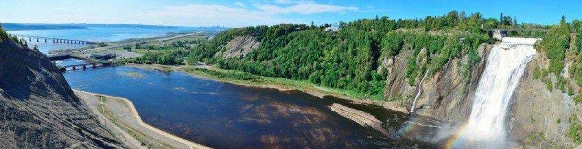 TOP 5 des plus belles chutes au Québec