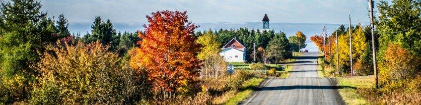 Top 10 des plus belles routes du Québec