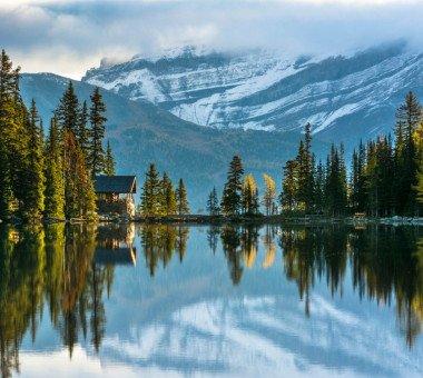 Top 10 des plus beaux lacs de l'Ouest canadien