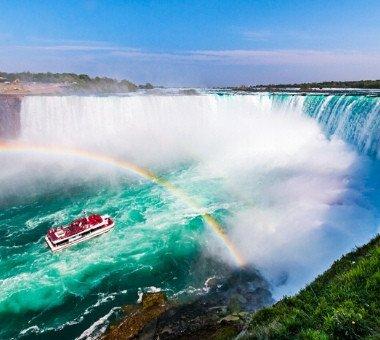 Visiter les chutes du Niagara en 24 heures