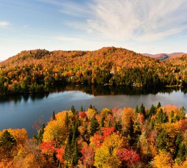 TOP 10 des paysages d'automne au Québec