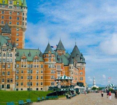 Visit Quebec City in 2 days