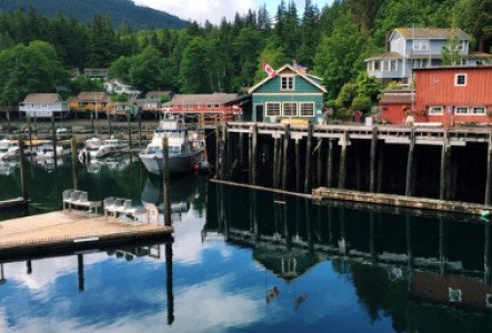 Top 10 most beautiful villages in Western Canada