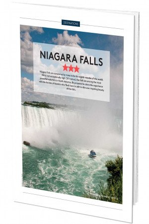 Niagara Falls travel guide 2019 | Free PDF book to print