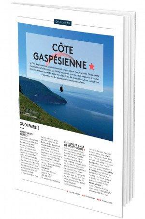Gaspé coast