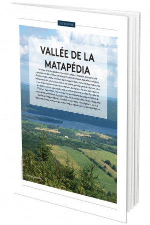 Vallée de la Matapédia