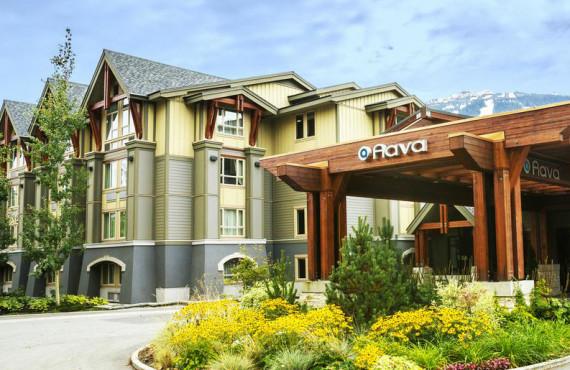 Aava Hotel Whistler, BC