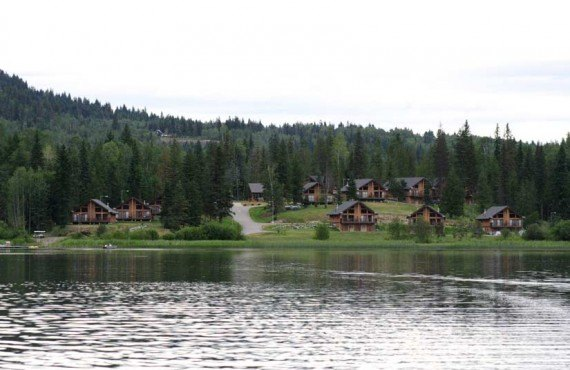 Alpine Meadow Resort - Clearwater, BC