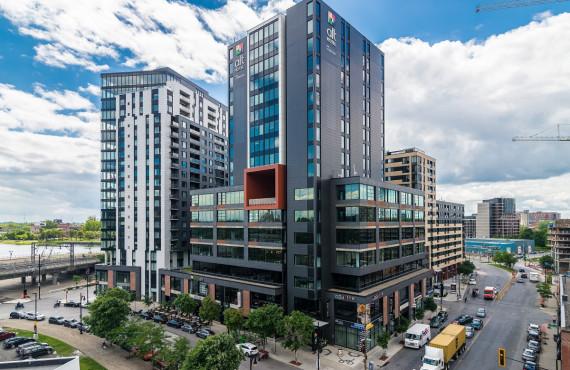 Alt Hôtel, Montréal, QC