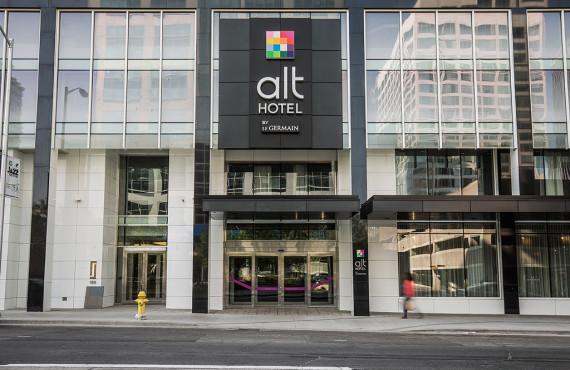 Alt Hotel Ottawa, ON