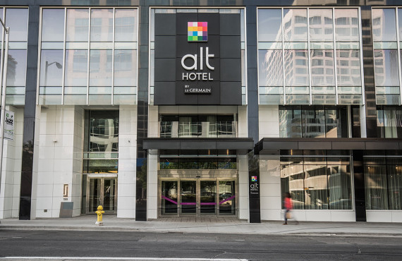Alt Hotel Ottawa, ON