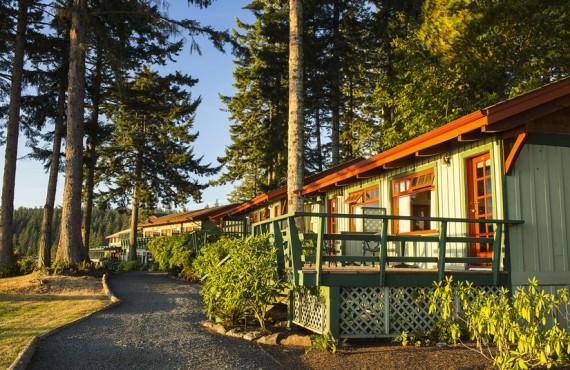 April Point Resort & Spa - Quadra Island, BC
