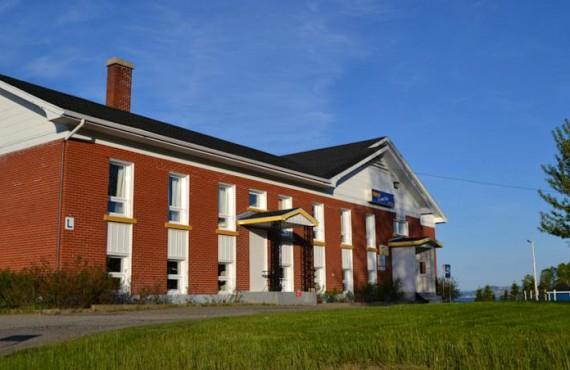 Auberge La Petite École - Gaspé, QC
