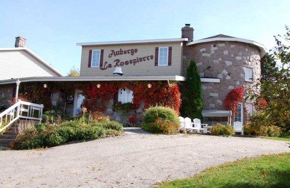 Auberge La Rosepierre - Grandes-Bergeronnes, Qc