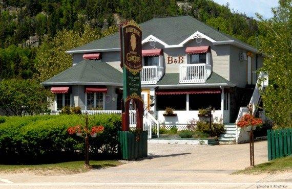 Auberge Maison Gagné - Tadoussac, Qc