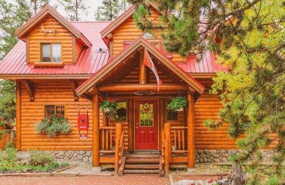 Baker Creek Mountain Resort, Lake Louise, (AB)