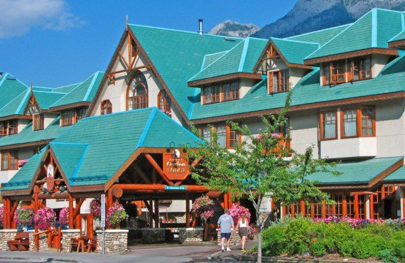 Banff Cariboo Lodge & SPA - Banff, AB