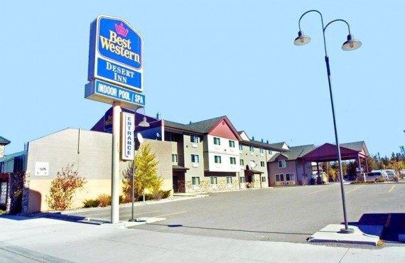 Best Western Desert Inn - West Yellowstone, Montana