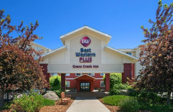 Best Western Grant Creek Inn, Missoula, MT