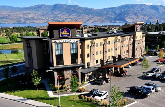 Best Western Plus Wine Country