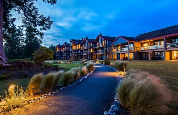 Best Western Tin Wis Resort, BC