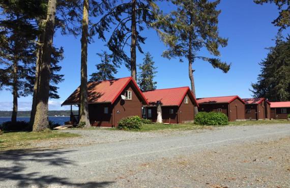 Cluxewe Resort - Port McNeill, BC