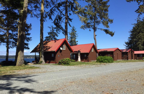 Cluxewe Resort - Port McNeill, BC