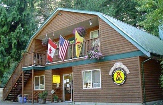 Camping Cedar Springs Ranch - BC, Canada