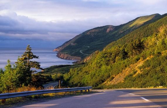 Cabot Trail, Cap-Breton, NE