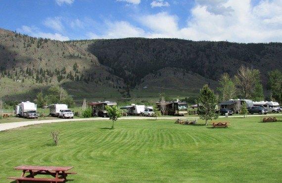 Camping Historique Hat Creek Ranch