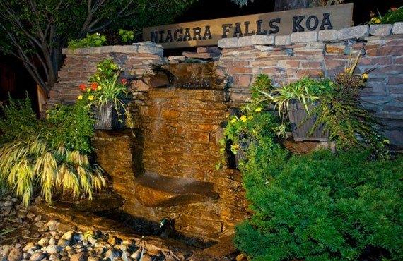 Camping KOA Niagara Falls