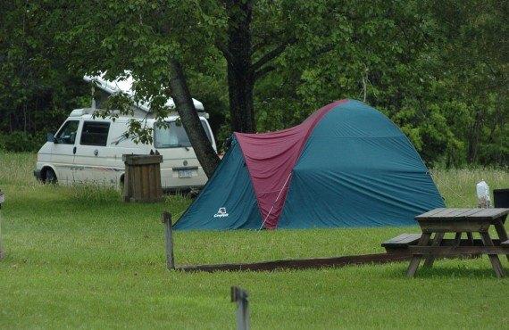 Camping de la Reserve Faunique de Matane