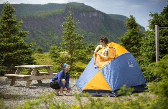 Camping du Parc du Bic