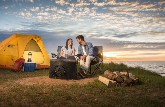 Camping du Parc de l'île-du-Prince-Edouard