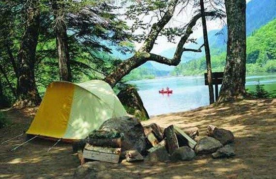 Camping du Parc de la Jacques-Cartier