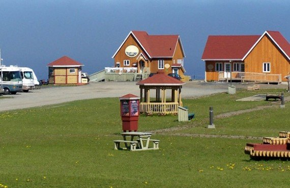 Camping Parc et Mer Mont-Louis - Gaspésie, Québec
