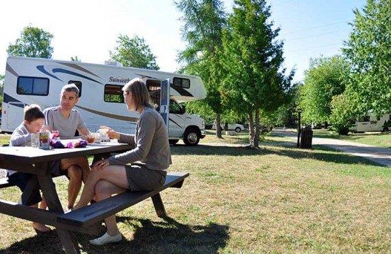 Camping Val-Jalbert, Roberval