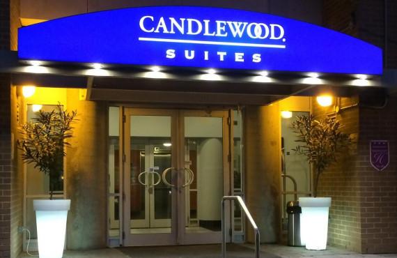 Hôtel Candlewood Suites, Montréal, QC