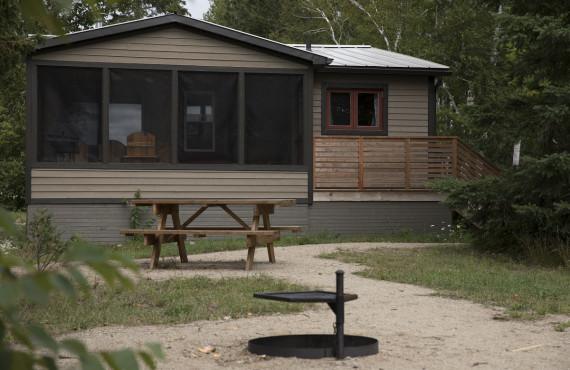 Cabin in Réserve faunique La Vérendrye