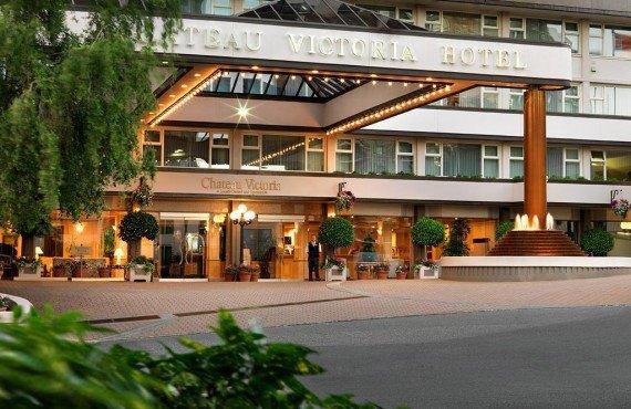Chateau Victoria Hotel- Victoria, BC