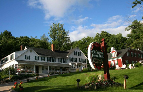 Christmas Farm Inn - Jackson, NH