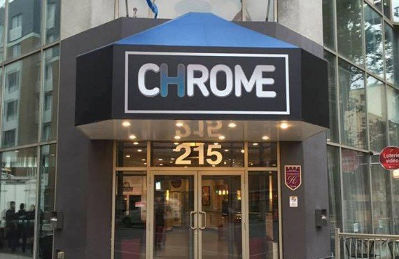 Hotel Chrome Montreal