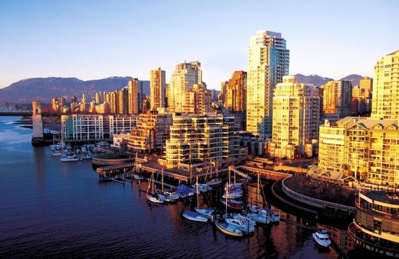 Vancouver Bc Canada Travel Guide