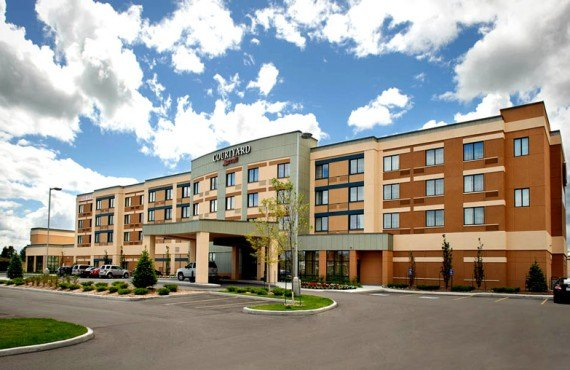 Courtyard Marriott, Kingston, ON
