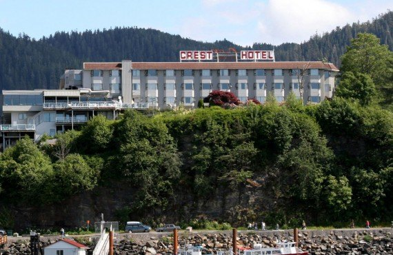 Crest Hotel - Prince rupert, BC