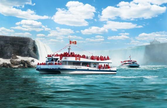 Niagara Falls boat tour